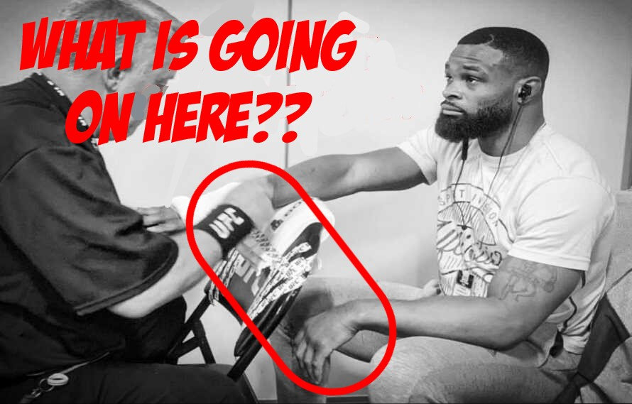 Tyron Woodley's Injury Worse Than Thought, Need TUE – MiddleEasy.com