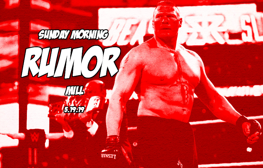Brock's next move, Cyborg & UFC, more in Sunday Morning Rumor Mill