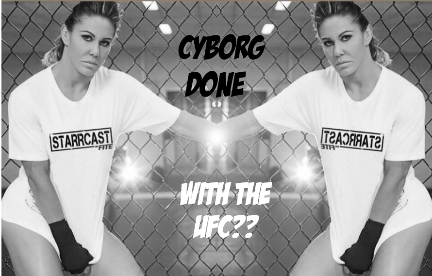 Cris Cyborg Calls Out Dana White And The UFC: 'Let's See What Another Promotion Has To Say'