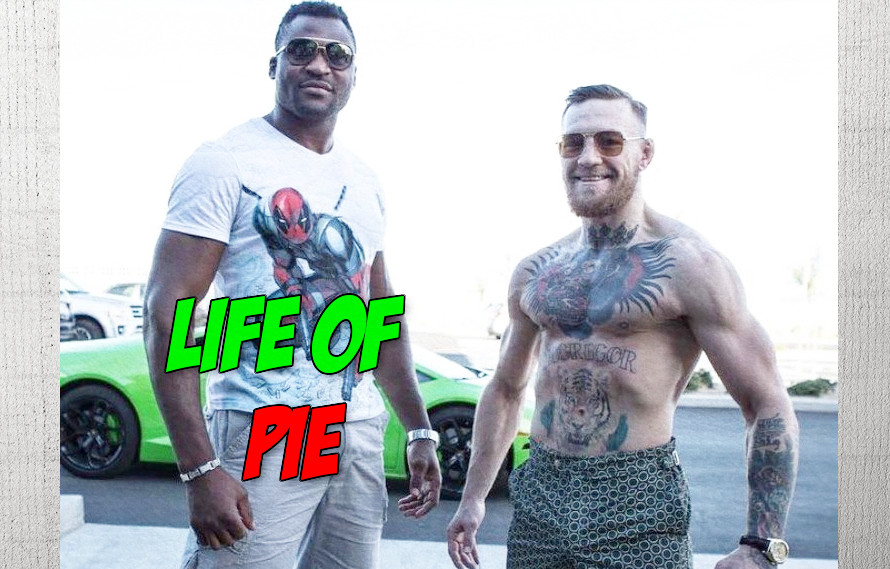 Maybe Conor McGregor should spar Francis Ngannou for his next big UFC payday?