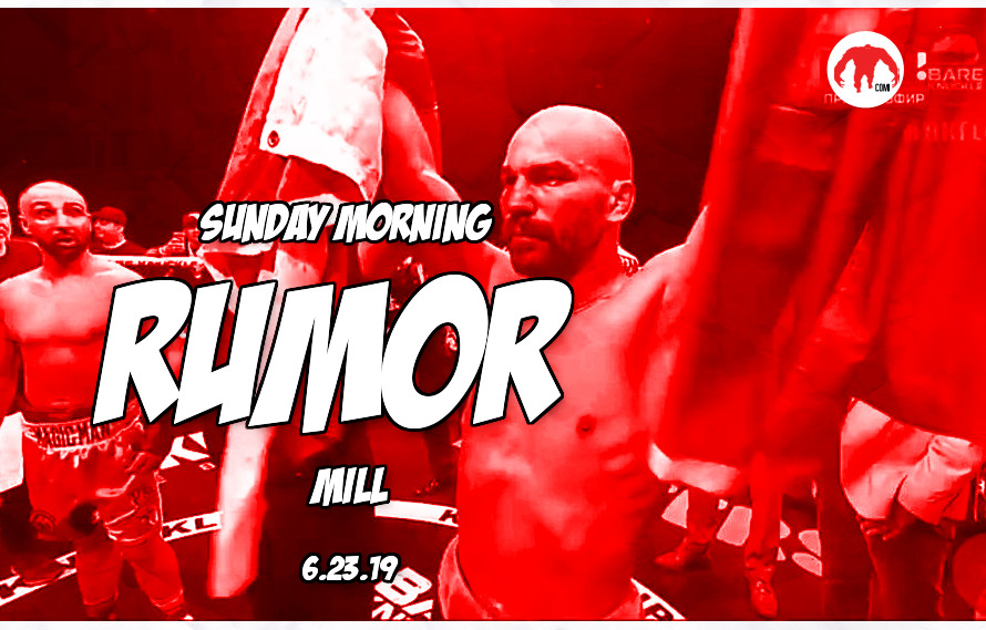 Conor vs. Paulie, Covington update & more in the Sunday Morning Rumor Mill
