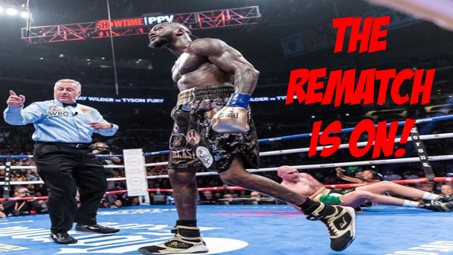 Deontay Wilder vs Tyson Fury II Official: 'All Contracts Are Signed'