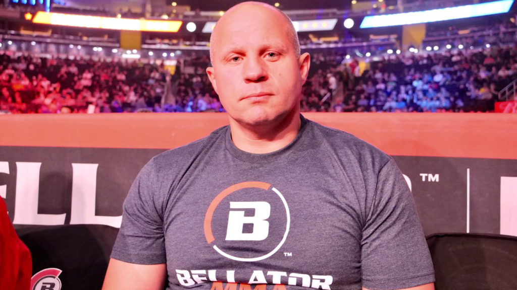 Fedor Emelianenko Retirement FALSE ALARM, Will Have 2 More Fights