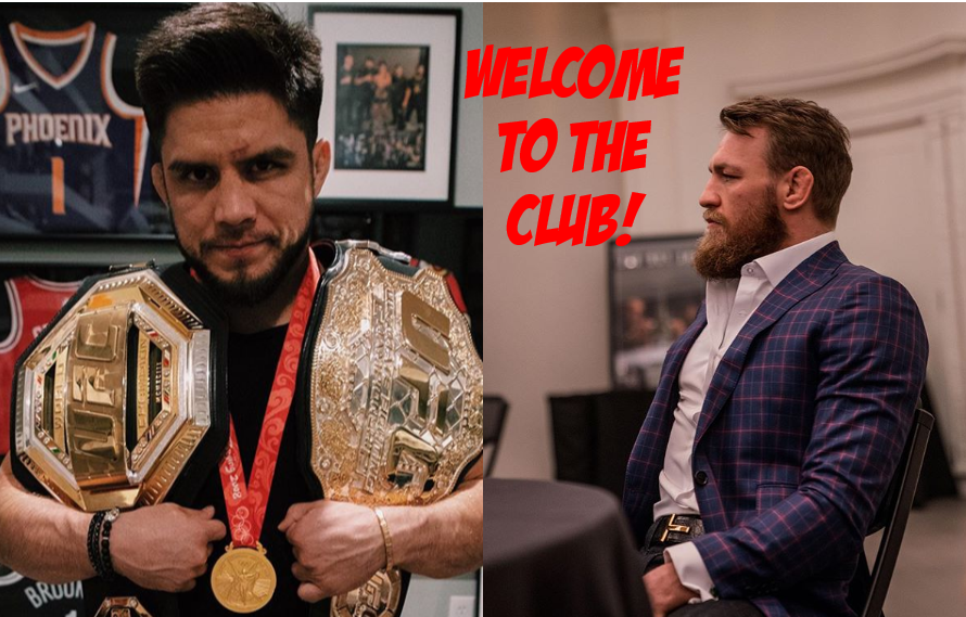 Conor McGregor Reacts To Henry Cejudo Win: 'Welcome To The Club'