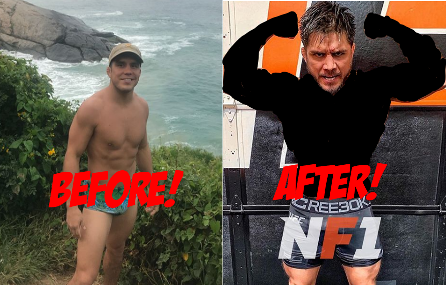 Picture: Henry Cejudo Looking Absolutely JACKED Ahead Of UFC 238