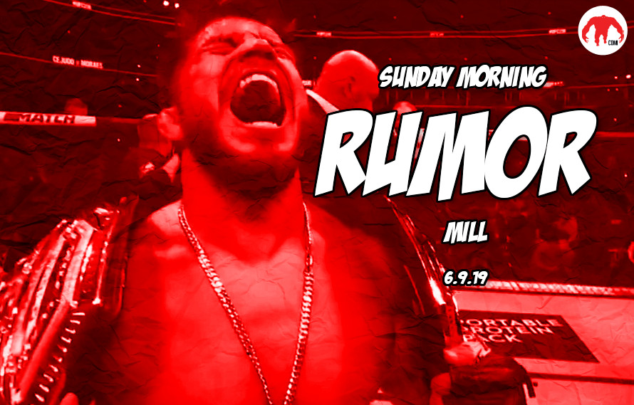 Cejudo to 145, Brock update, & more in the post-UFC 238 Sunday Morning Rumor Mill