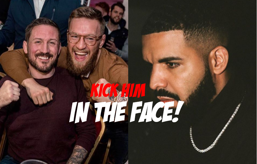 John Kavanagh: If Drake Shows Up At My Gym 'He's Getting Roundhoused'