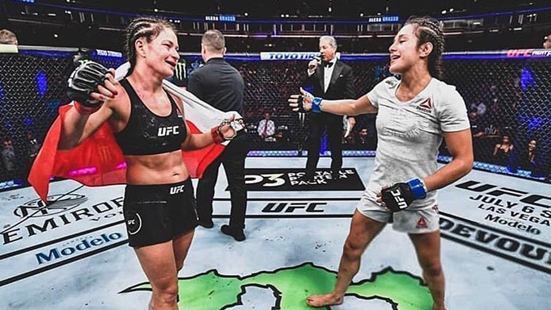 "Karolina Kowalkiewicz On Her UFC 238 Loss: ""I'm Not The Same Player Anymore"""