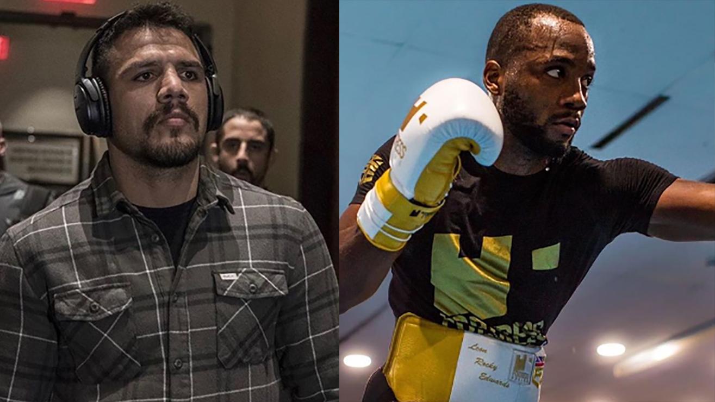 Report: Rafael Dos Anjos Vs Leon Edwards Headlines UFC San Antonio! – MiddleEasy.com