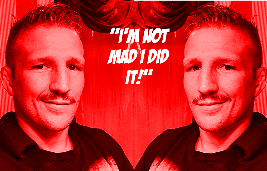 TJ Dillashaw Opens Up About Failed PED Test: 'I'm Not Mad I Did It'