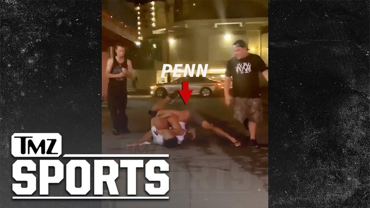 Video: BJ Penn Fought Strip Club Bouncer In Honolulu! – MiddleEasy.com