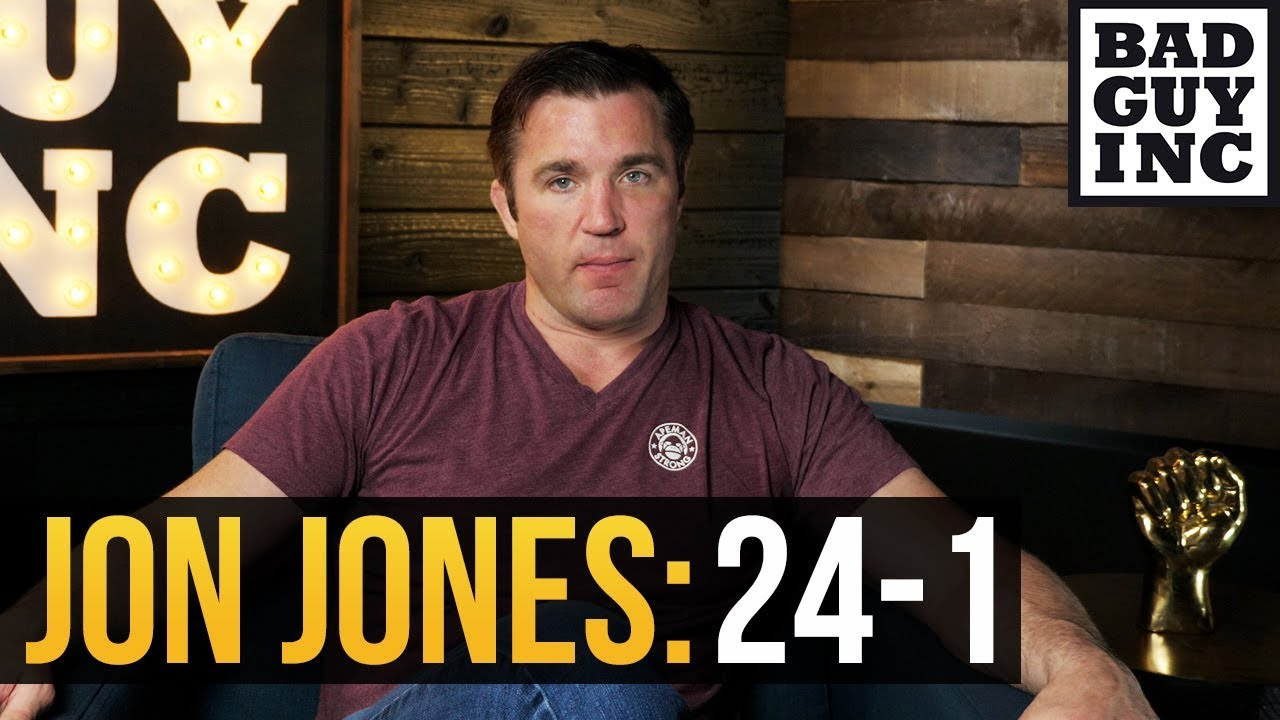 """Chael Sonnen On Talks Of Jon Jones DQ Loss To Matt Hamill Overturned: """"You Have To Live With It"""" – MiddleEasy.com"""