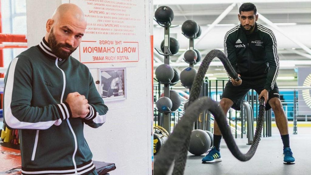 Artem Lobov Eyeing Amir Khan For Brave CF MMA Matchup