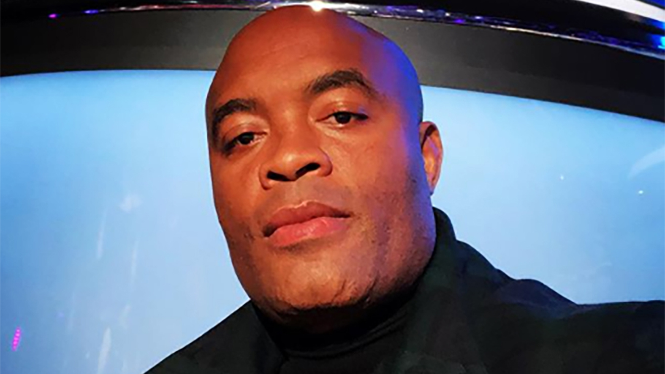 """Anderson Silva Became US Citizen: """"This Is My Country""""!"""