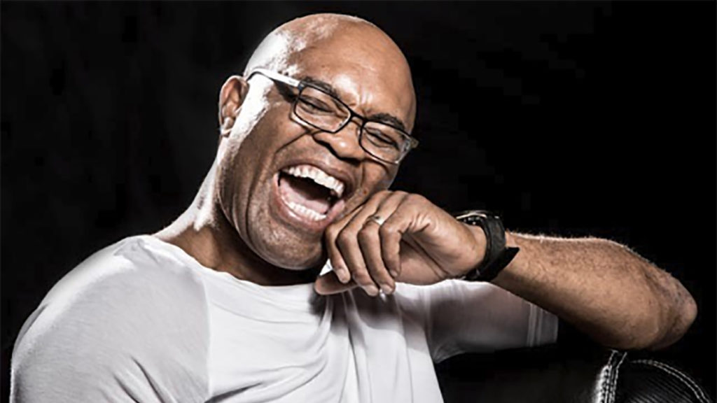 Anderson Silva Thinks His Son Could Be Better Fighter Than Him