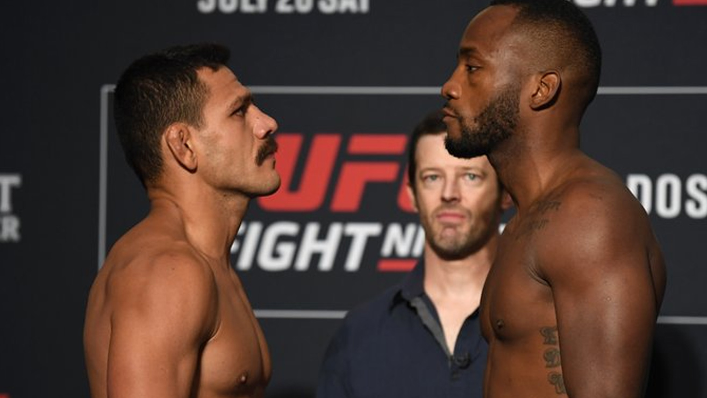 Masvidal dismisses Edwards after UFC San Antonio call-out