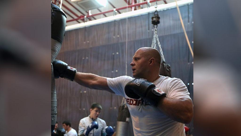 Scott Coker Looking To Book Fedor Emelianenko vs. Rampage Or Josh Barnett At Upcoming Event In Japan