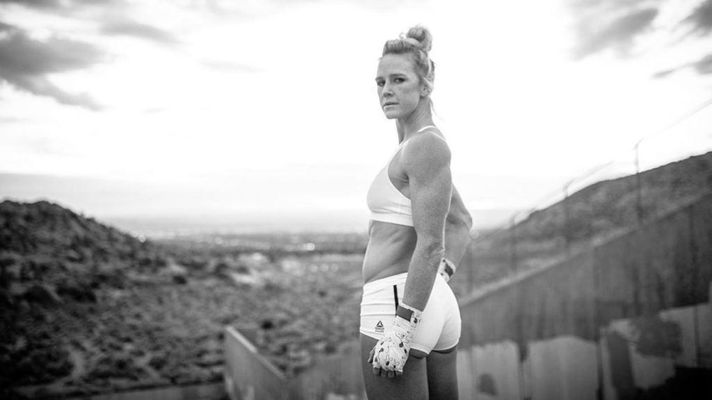 """Holly Holm Breaks Silence On 'Nightmare' UFC 239 Loss: """"A Lot Of Heartbreak Right Now"""""""