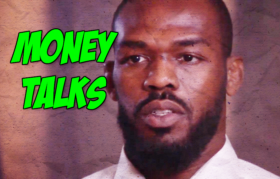 Watch: A blunt Jon Jones says if fans want to see him at heavyweight, UFC will have to pay him more