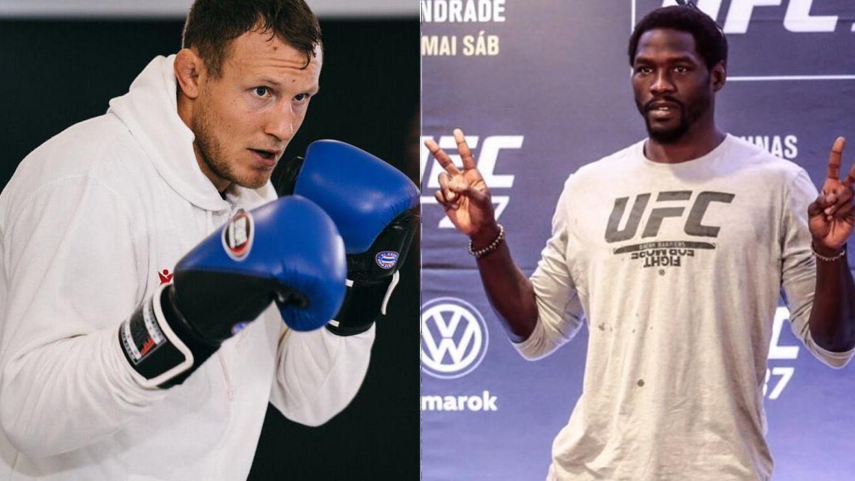 Jared Cannonier Verbally Agree To Meet Jack Hermansson At UFC Copenhagen – MiddleEasy.com