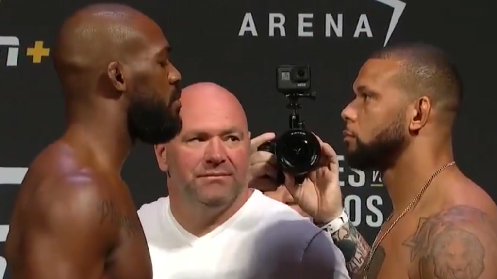 How To Watch UFC 239 'Jones vs. Santos' Live Stream: Full Fight Card, Start Time & Results