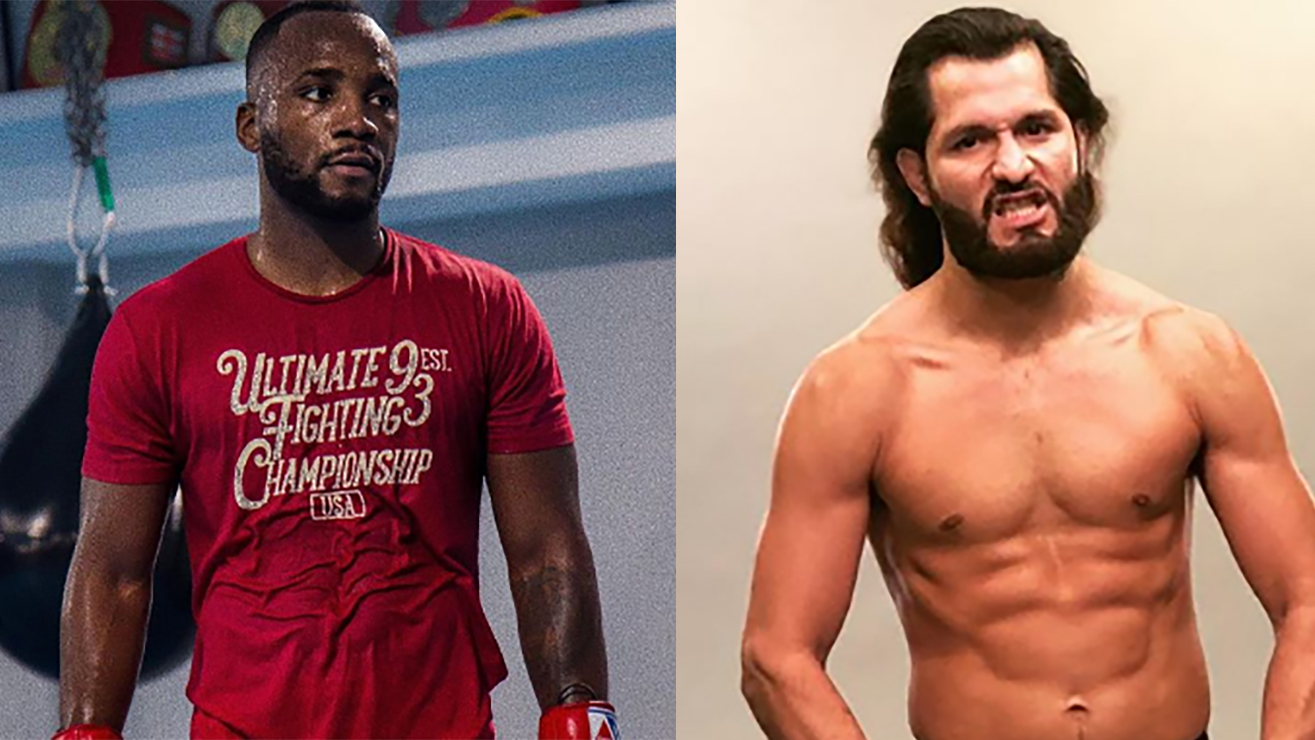 Jorge Masvidal Replied To Leon Edwards' Callout!