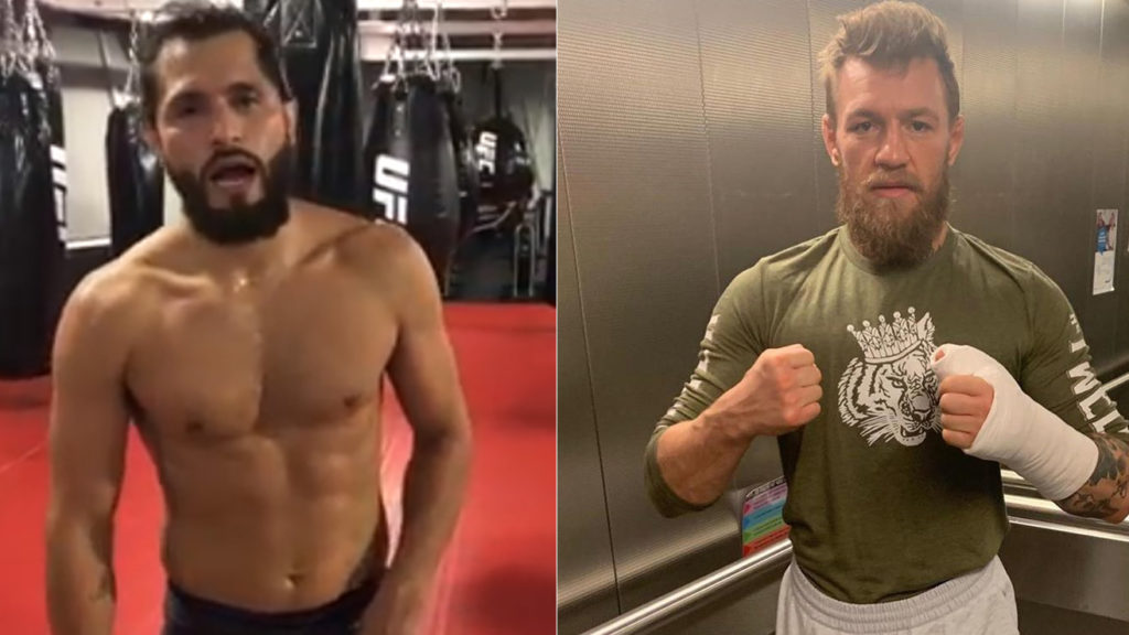 "Jorge Masvidal on Conor McGregor Fight: ""He Don't Want This S**t"""
