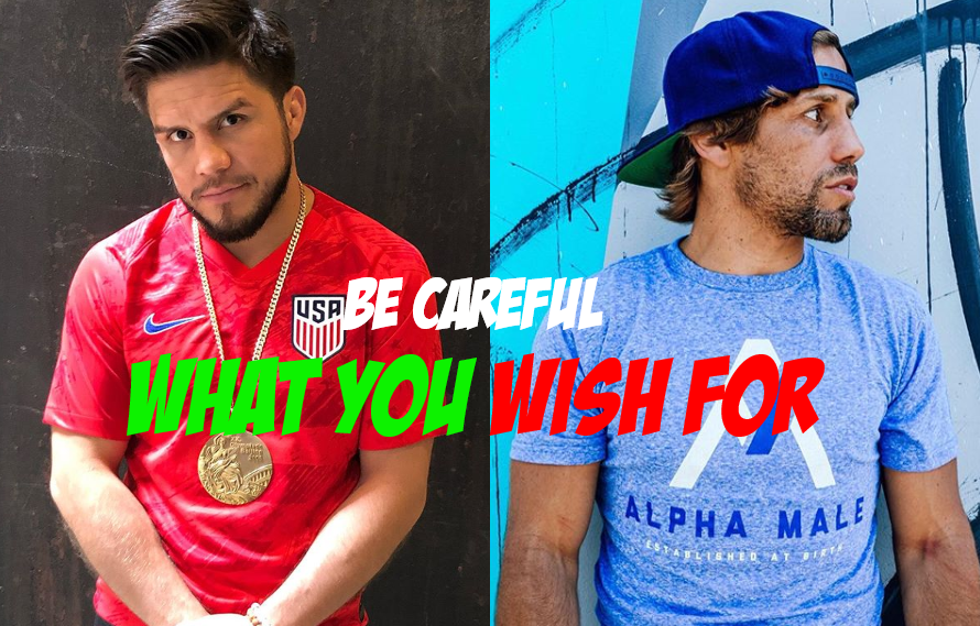 Henry Cejudo Responds To 'Corn-Rolled Princess' Urijah Faber's Callout: 'Careful What You Wish For'