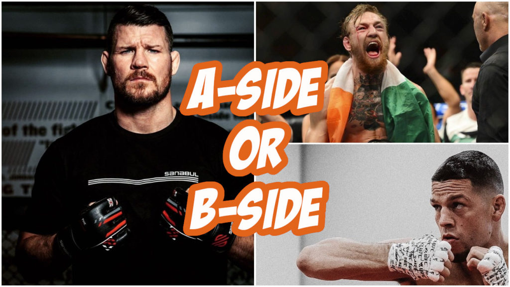 """Michael Bisping On Diaz vs McGregor 3: """"Conor Would Be The B-Side In That Fight Right Now"""""""