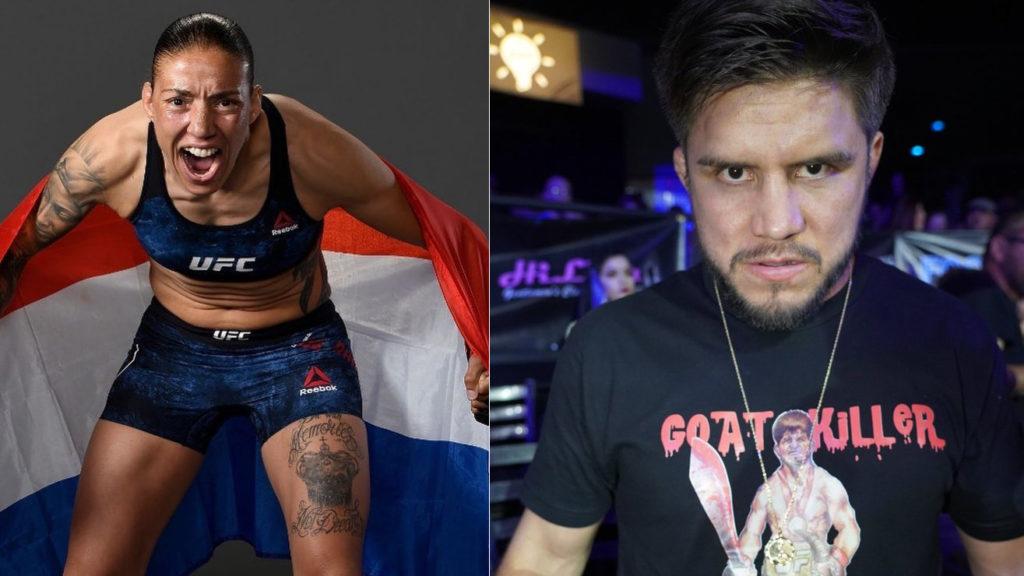 Henry Cejudo Calls Out Top Women's Fighter Germaine De Randamie
