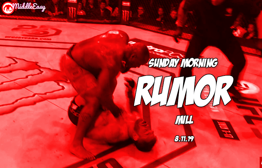 UFC PPV changes, Masvidal title shot, & more in the Sunday Morning Rumor Mill