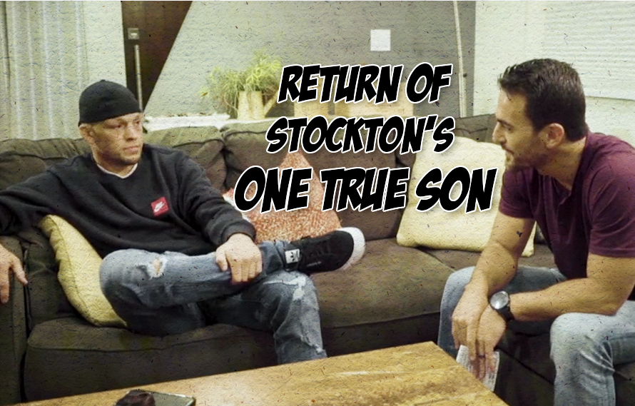 Video: Nate Diaz talks UFC's failed GSP, Khabib, & Conor four man tourney