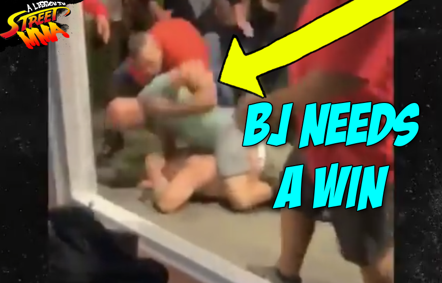 Street MMA: BJ Penn involved in another bar fight, may have actually won