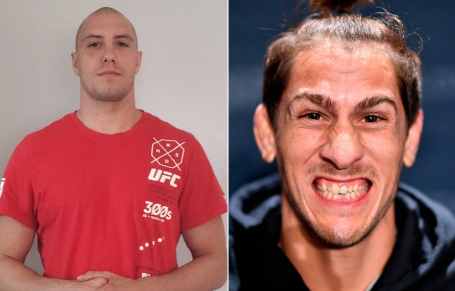 Report: James Vick Expected To Face Niko Price In Welterweight Debut At UFC On ESPN+ 19