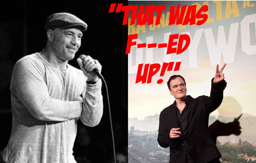 Joe Rogan Slams Tarantino For 'F–ked Up' Representation Of Bruce Lee
