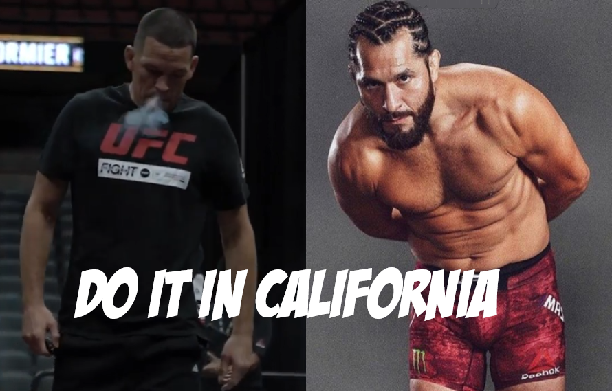 Jorge Masvidal Willing To Go Into 'Someone Else's Backyard' To Fight Diaz In Cali