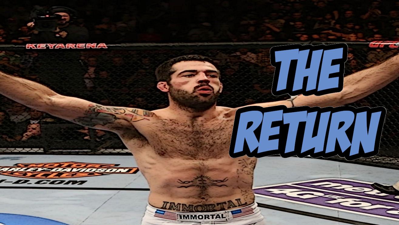 Matt Brown Returns To Face Ben Saunders At UFC 245 – MiddleEasy.com