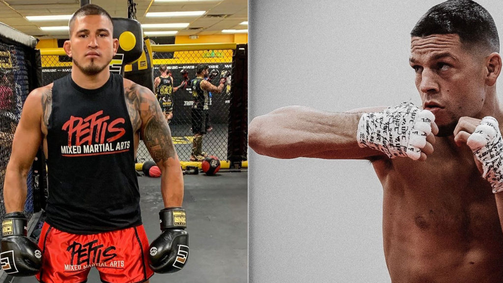 Nate Diaz Ready To Settle His Beef With Anthony Pettis