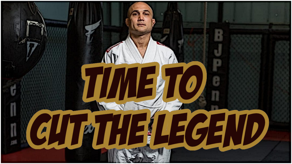 BJ Penn To Release Or Not To Release, That Is The Question