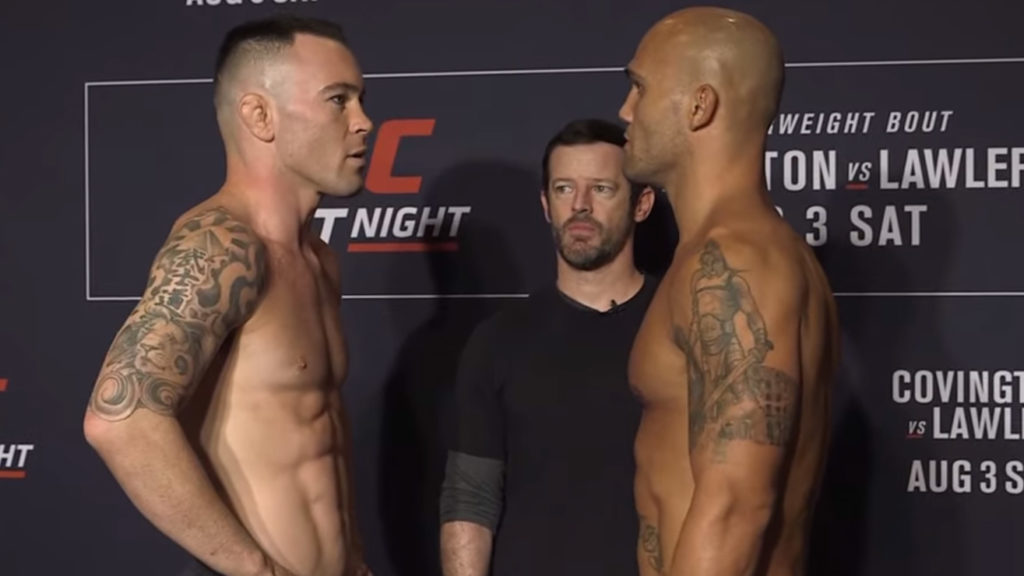 UFC on ESPN 5 Main Headliner Bout Set, Two Fighters Misses Weight