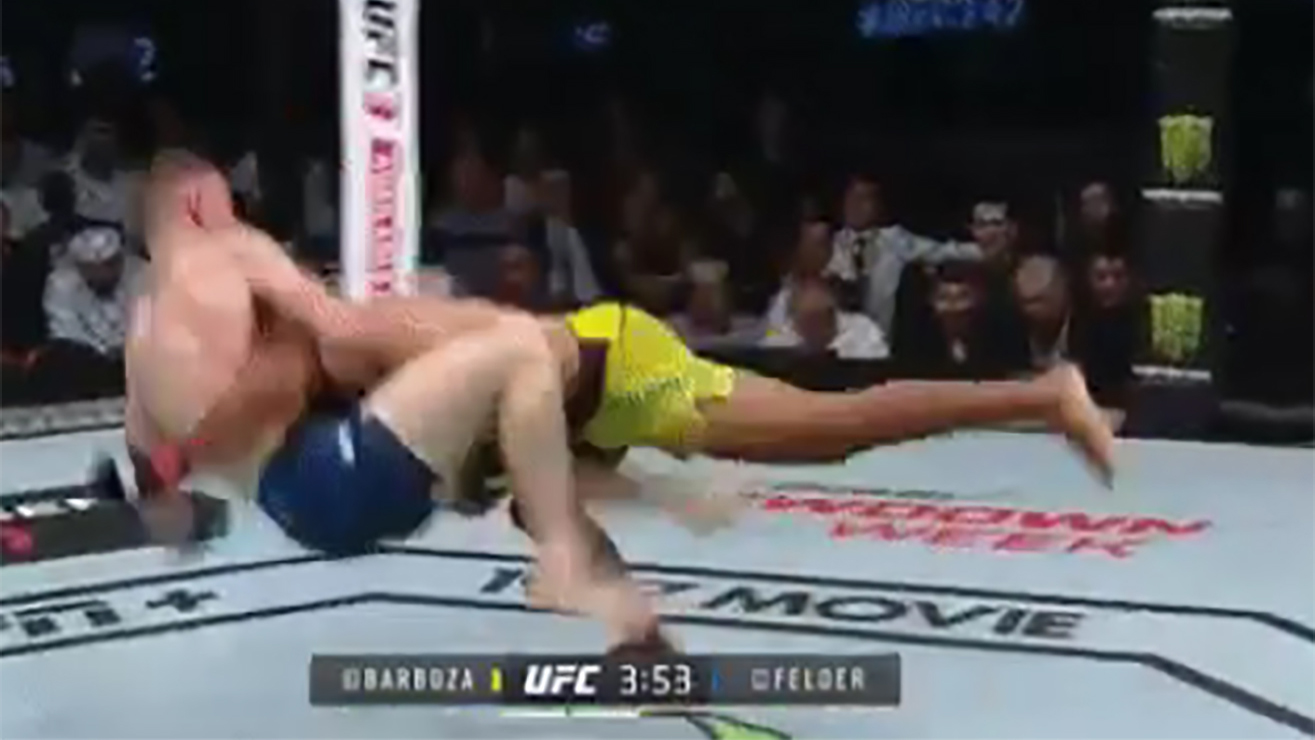 UFC 242 Results: Paul Felder Split Decisions Edson Barboza, Amazing Slugfest! (Highlights)