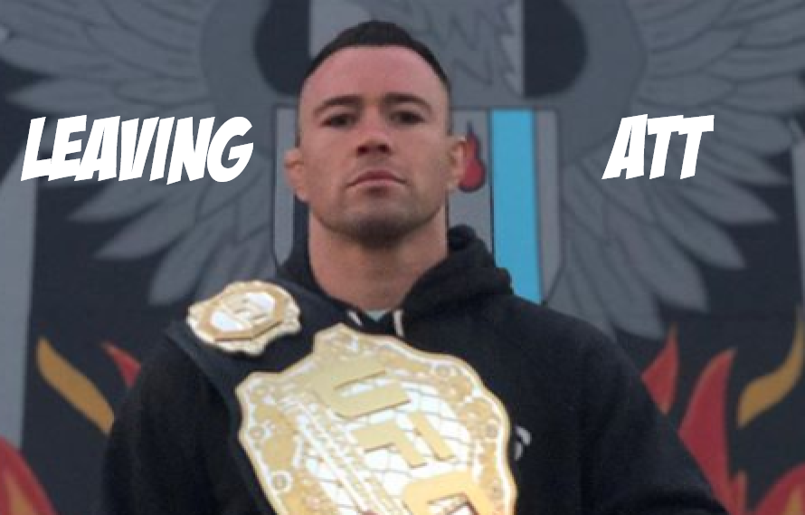 Colby Covington: 'It's A Very Real Possibility' That I Will Have To Leave ATT
