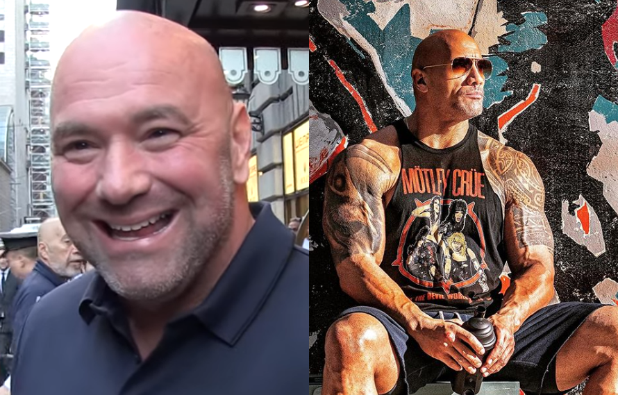 Dana White Confirms The Rock Will Present BMF Belt To UFC 244 Winner; Says Belt Costs $50k