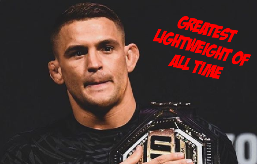 Dustin Poirier: If I Beat Khabib, 'I'm Going To Forever Be A Part Of The Best Of The Best'