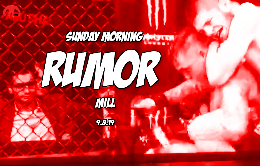 Khabib retirement, UFC fighter pay, & more in the Sunday Morning Rumor Mill