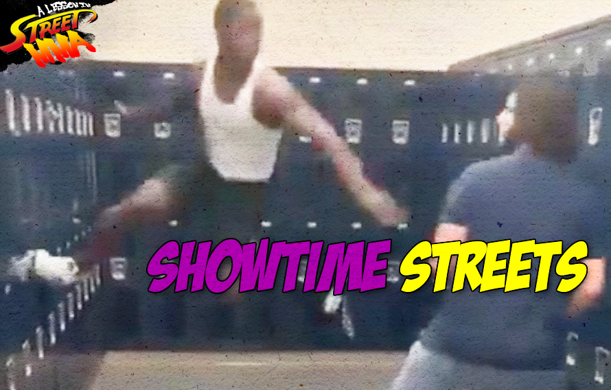 Street MMA: This Showtime Punch off a locker is the future of Street Fights