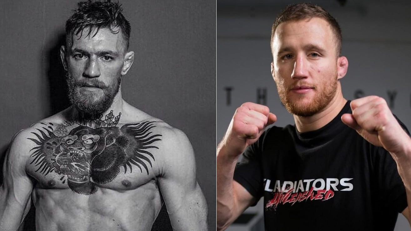 Conor McGregor vs. Justin Gaethje Summer Fight Reportedly Frontrunner – MiddleEasy.com
