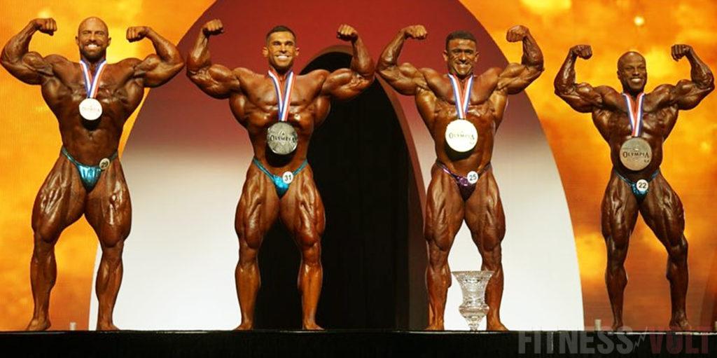 212 Olympia Winners