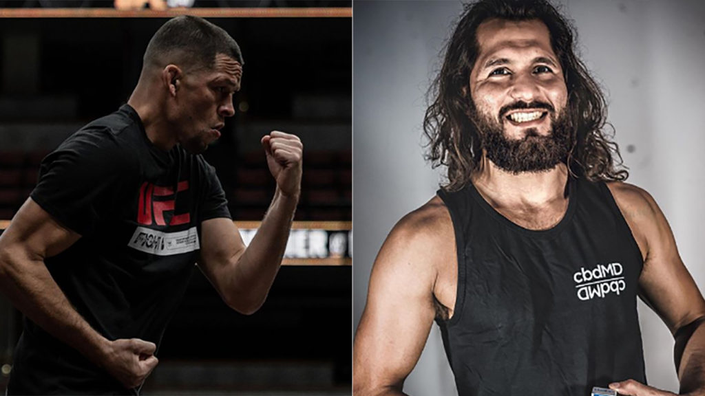 Jorge Masvidal Says There is No Need To Go Back-And-Forth With Nate Diaz