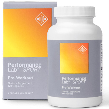 Performance Lab Sport Pre Workout